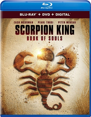 Scorpion King: Book of Souls 09/18 Blu-ray (Rental)