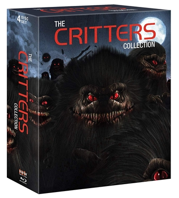 (Releases 2018/11/27) Critters 4 10/18 Blu-ray (Rental)