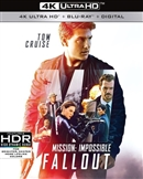 Mission: Impossible - Fallout 4K UHD Blu-ray (Rental)
