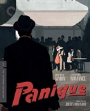 (Releases 2018/12/18) Panique The Criterion Collection 10/18 Blu-ray (Rental)