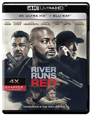 River Runs Red 4K UHD 10/18 Blu-ray (Rental)