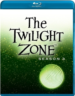The Twilight Zone: Season 3 Disc 3 Blu-ray (Rental)