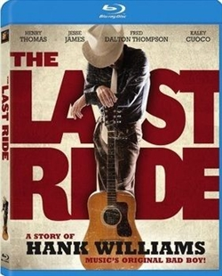 Last Ride Blu-ray (Rental)
