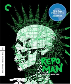 Repo Man Blu-ray (Rental)