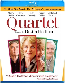 Quartet Blu-ray (Rental)