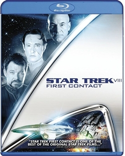 Star Trek VIII: First Contact Blu-ray (Rental)