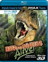 Dinosaurs Alive 3D Blu-ray (Rental)