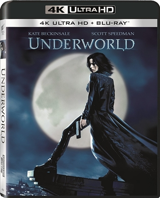 Underworld 4K UHD Blu-ray (Rental)
