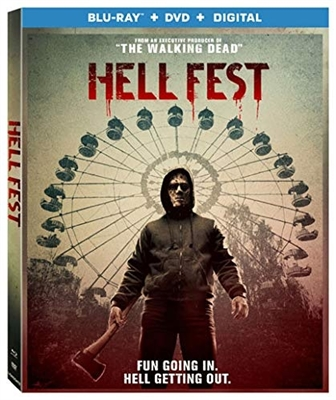 (Releases 2019/01/08) Hell Fest 11/18 Blu-ray (Rental)