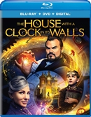 (Releases 2018/12/18) House with a Clock in Its Walls 11/18 Blu-ray (Rental)