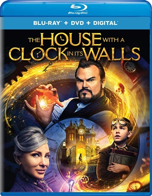(Pre-order - ships 12/18/18) House with a Clock in Its Walls 11/18 Blu-ray (Rental)