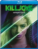 (Releases 2019/01/22) Killjoys Season 4 Disc 2 Blu-ray (Rental)