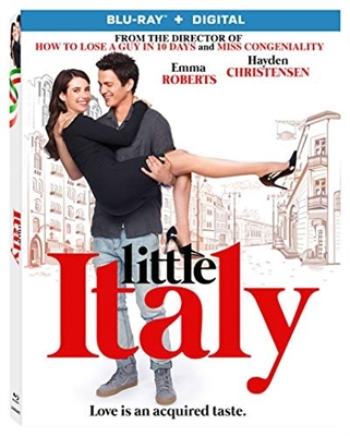 (Pre-order - ships 11/20/18) Little Italy 11/18 Blu-ray (Rental)