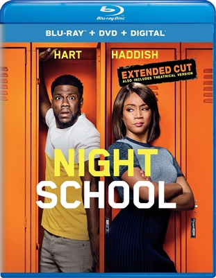 (Releases 2019/01/01) Night School 11/18 Blu-ray (Rental)