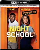 (Releases 2019/01/01) Night School 4K UHD 11/18 Blu-ray (Rental)