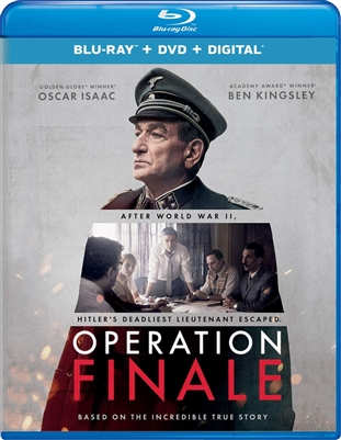 Operation Finale 11/18 Blu-ray (Rental)