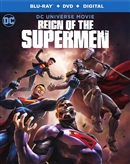 (Releases 2019/01/29) Reign of the Supermen 11/18 Blu-ray (Rental)