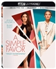 (Releases 2018/12/18) Simple Favor 4K UHD 11/18 Blu-ray (Rental)