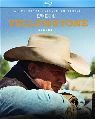 Yellowstone Season 1 Disc 3 Blu-ray (Rental)