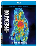(Releases 2018/12/18) Predator The 2018 11/18 Blu-ray (Rental)