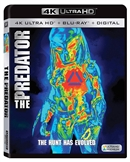 (Releases 2018/12/18) Predator The 2018 4K UHD 11/18 Blu-ray (Rental)