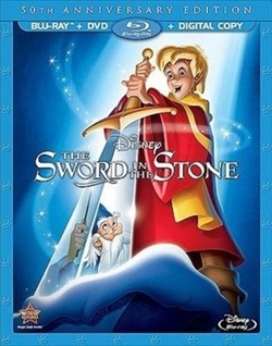 Sword in the Stone Blu-ray (Rental)