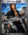 Three Musketeers 3D Blu-ray (Rental)