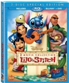Lilo & Stitch / Lilo & Stitch 2 Blu-ray (Rental)