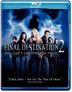 Final Destination 2 Blu-ray (Rental)