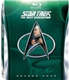 Star Trek Next Generation Season 4 Disc 3 Blu-ray (Rental)