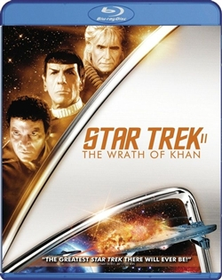 Star Trek II: The Wrath of Khan Blu-ray (Rental)