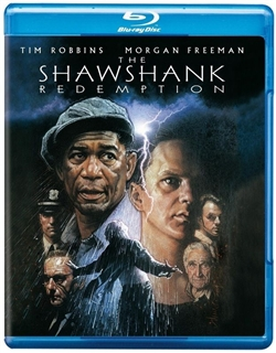Shawshank Redemption Blu-ray (Rental)