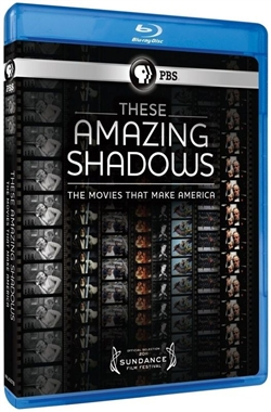 These Amazing Shadows Blu-ray (Rental)