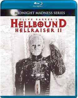 Hellraiser 2 Hellbound Blu-ray (Rental)