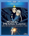 Howl's Moving Castle Blu-ray (Rental)