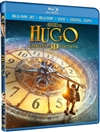 Hugo 3D Blu-ray (Rental)