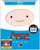 Adventure Time: The Complete First Season Blu-ray (Rental)