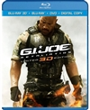G.I. Joe: Retaliation 3D Blu-ray (Rental)
