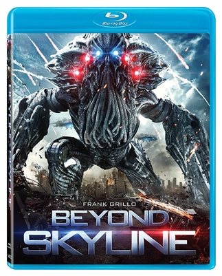 Beyond Skyline 12/17 Blu-ray (Rental)
