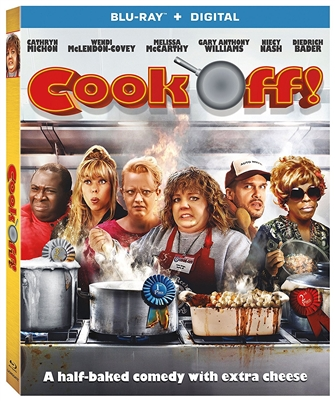 Cook Off! 12/17 Blu-ray (Rental)