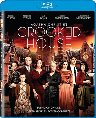 Crooked House 12/17 Blu-ray (Rental)