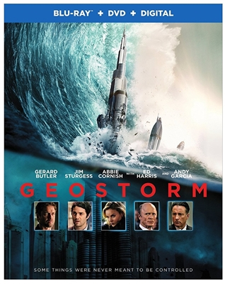Geostorm Digital 12/17 Blu-ray (Rental)
