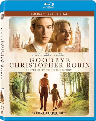 Goodbye Christopher Robin 12/17 Blu-ray (Rental)