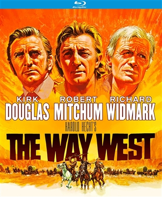 Way West 12/17 Blu-ray (Rental)