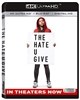 (Releases 2019/01/22) Hate U Give 4K UHD 12/18 Blu-ray (Rental)