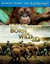 Born to Be Wild 3D Blu-ray (Rental)