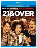 21 & Over Blu-ray (Rental)