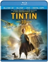 Adventures of Tintin 3D Blu-ray (Rental)