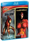 Iron Man: Extremis / Spider-Woman Blu-ray (Rental)