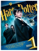 Special Features - Harry Potter and the Sorcerer's Stone Blu-ray (Rental)